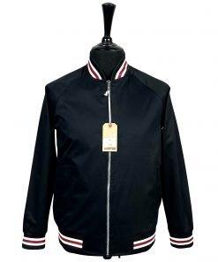 Jet Black BRW Monkey Jacket