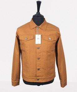 Tan Trucker Jacket