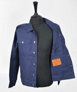 Navy Trucker Jacket