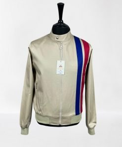 Beige Rally Jacket