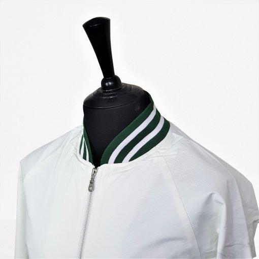 White Green Monkey Jacket