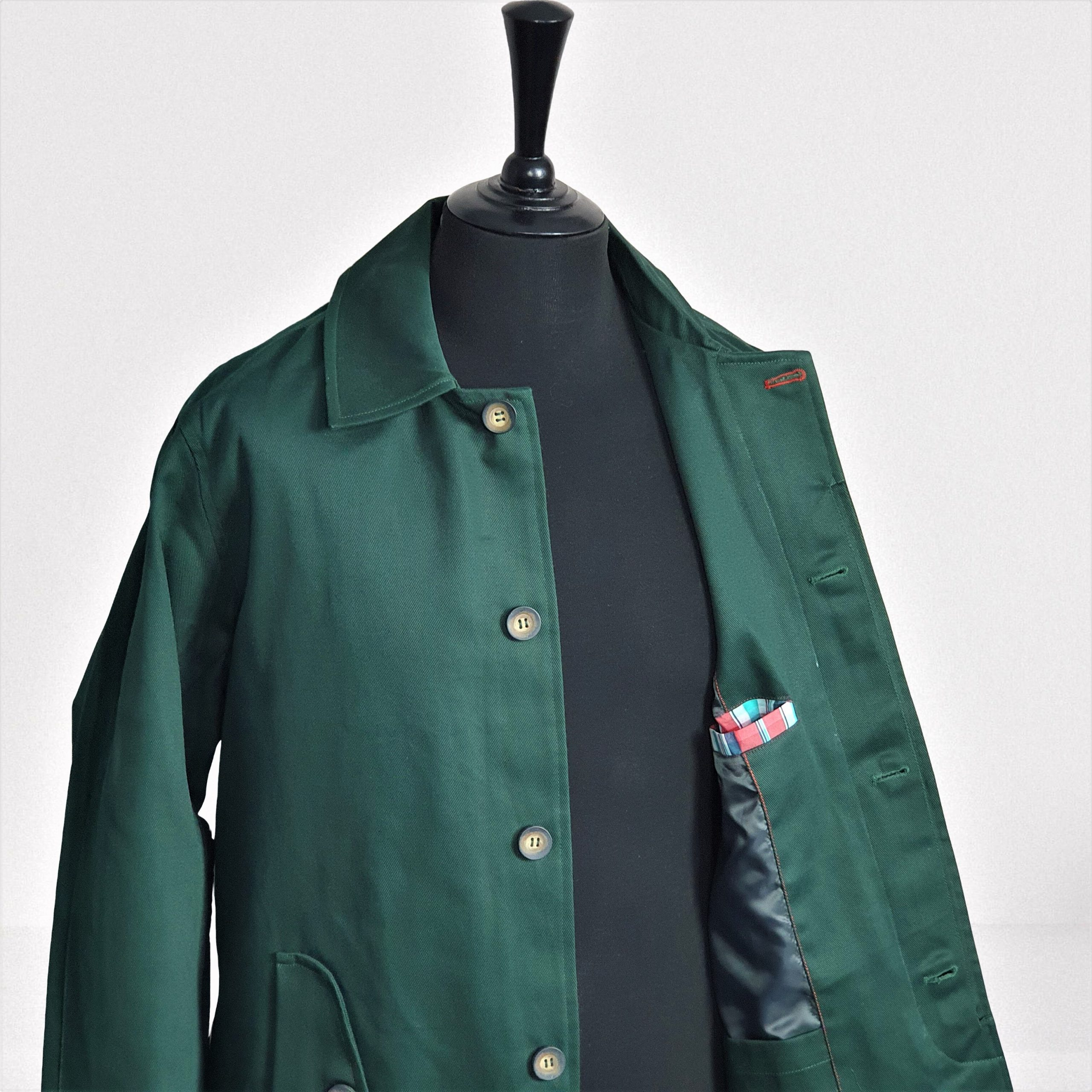 Racing Green Mac Coat