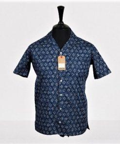 Egyptian Drawing Hawaiian Short Sleeves Shirt