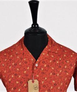 Avondale Stem Hawaiian Short Sleeves Shirt