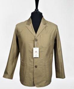 Engineer Jacket Beige