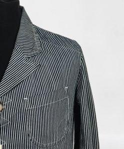 Engineer Jacket Stripe