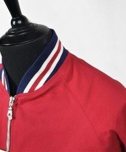 Red NWR Monkey Jacket