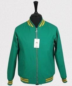 Green Yellow Monkey Jacket