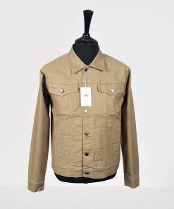 Coyote Brown Trucker Jacket