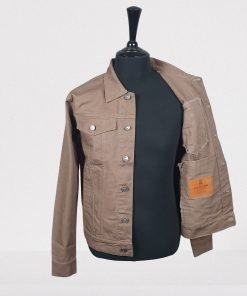 Caramel Trucker Jacket