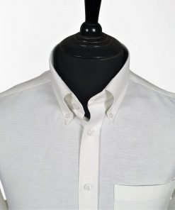 White Oxford Long Sleeves Shirt
