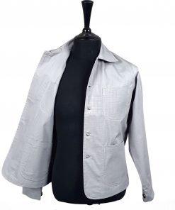 Grey Chore Jacket