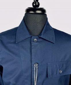 Navy OverShirt