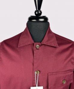 Maroon OverShirt